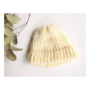 Infant Knitted Beanie